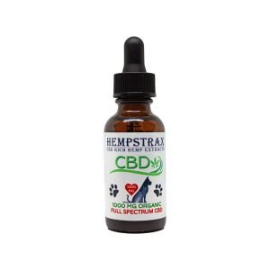 Full Spectrum Pet CBD Oil