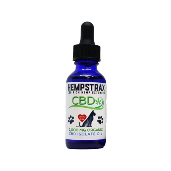 Isolate CBD Pet Oil
