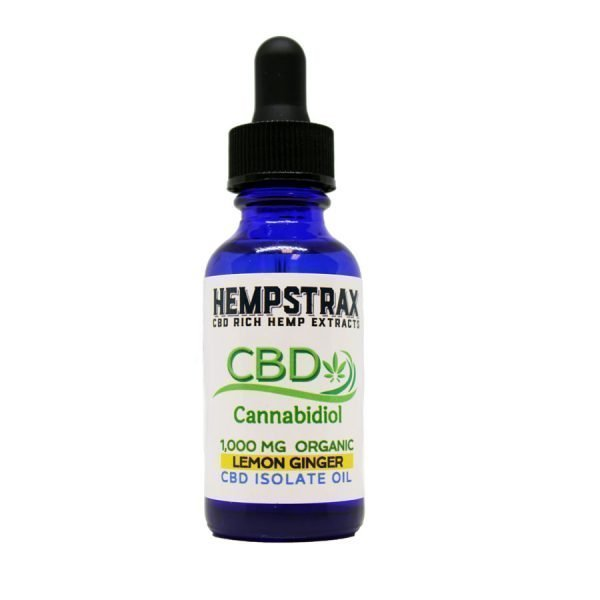 Isolate Hemp CBD Oil