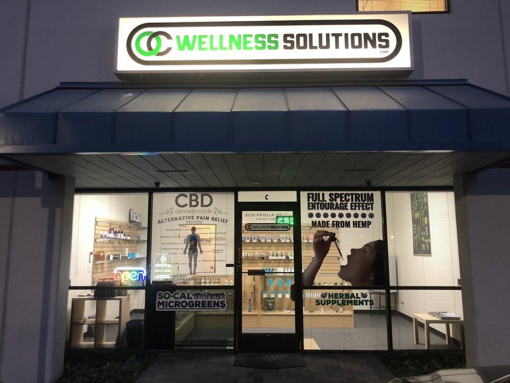 OC Wellness Solutions - Stanton, Orange County