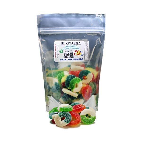 CBG Gummy Rings