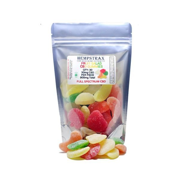 Fruit Salad CBD gummy