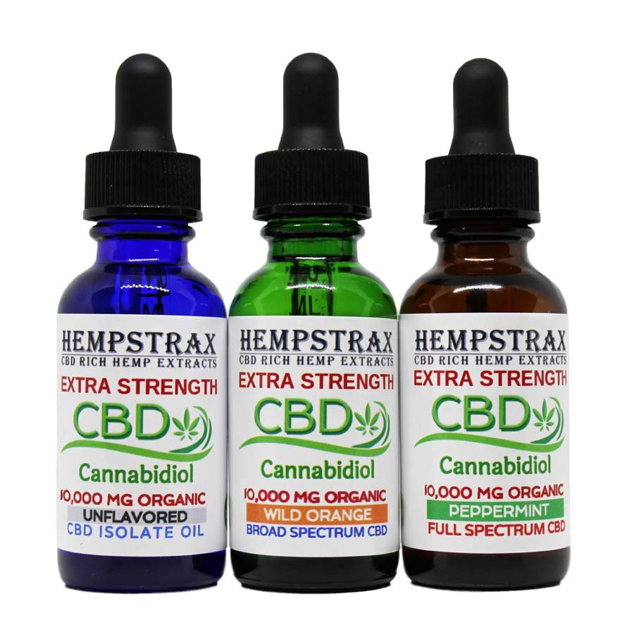 high dose cbd