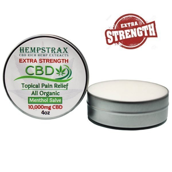 Extra Strength Topical CBD Salve