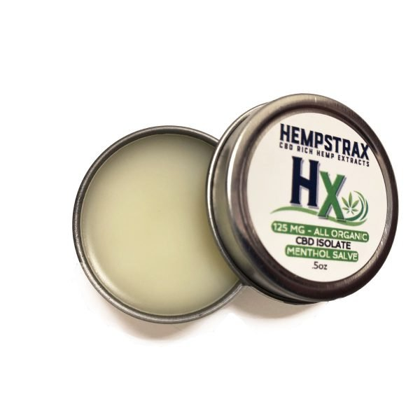 Hempstrax Isolate Salve Giveaway