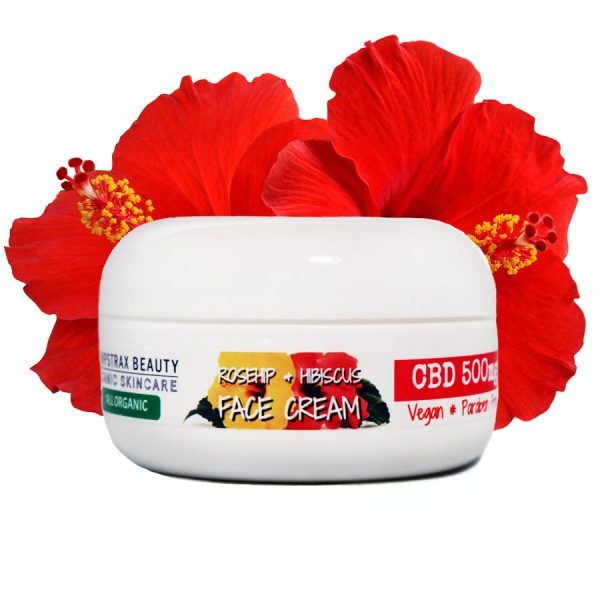 CBG AHA Face Cream