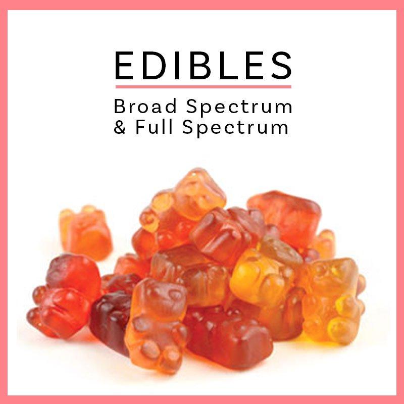 Full Spectrum CBD Edibles