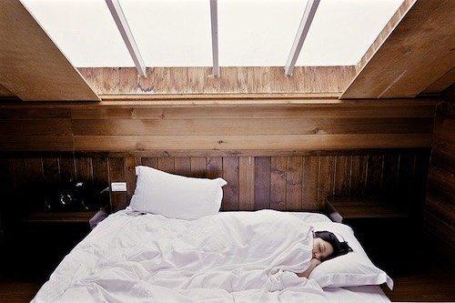 CBD helping with a good nights sleep