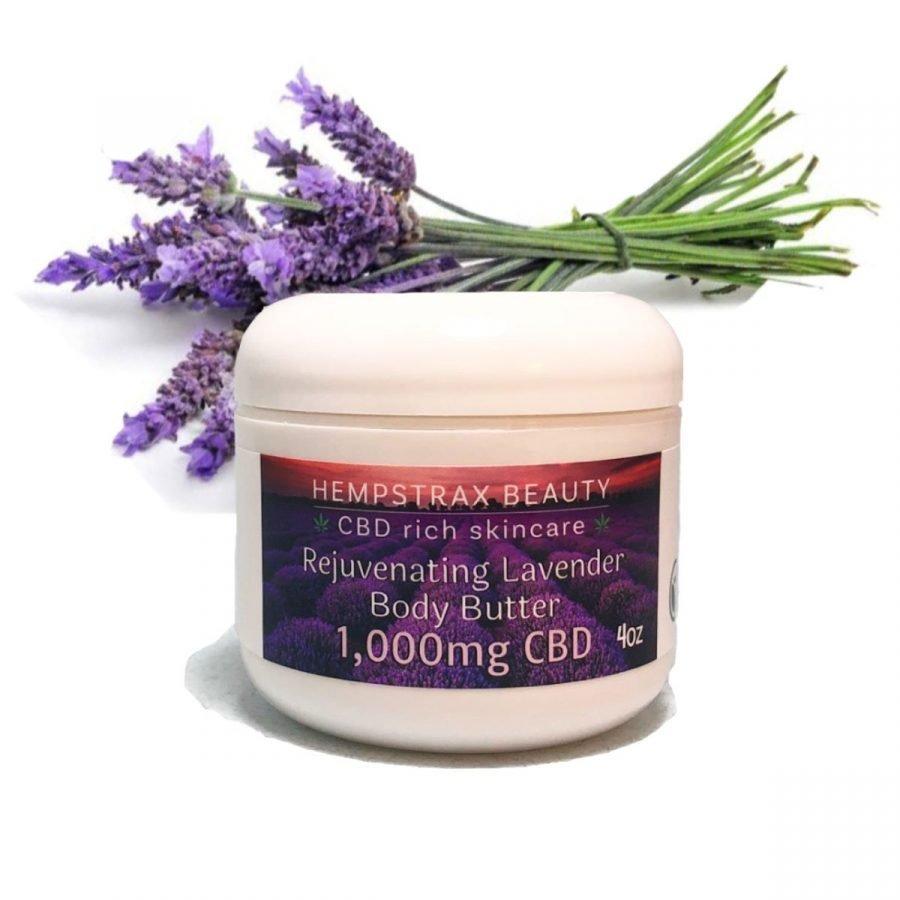 CBD Lavender Lotion