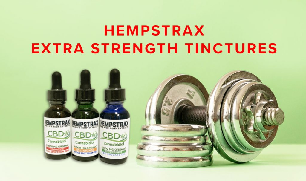 Extra Strength CBD Dosage Guide