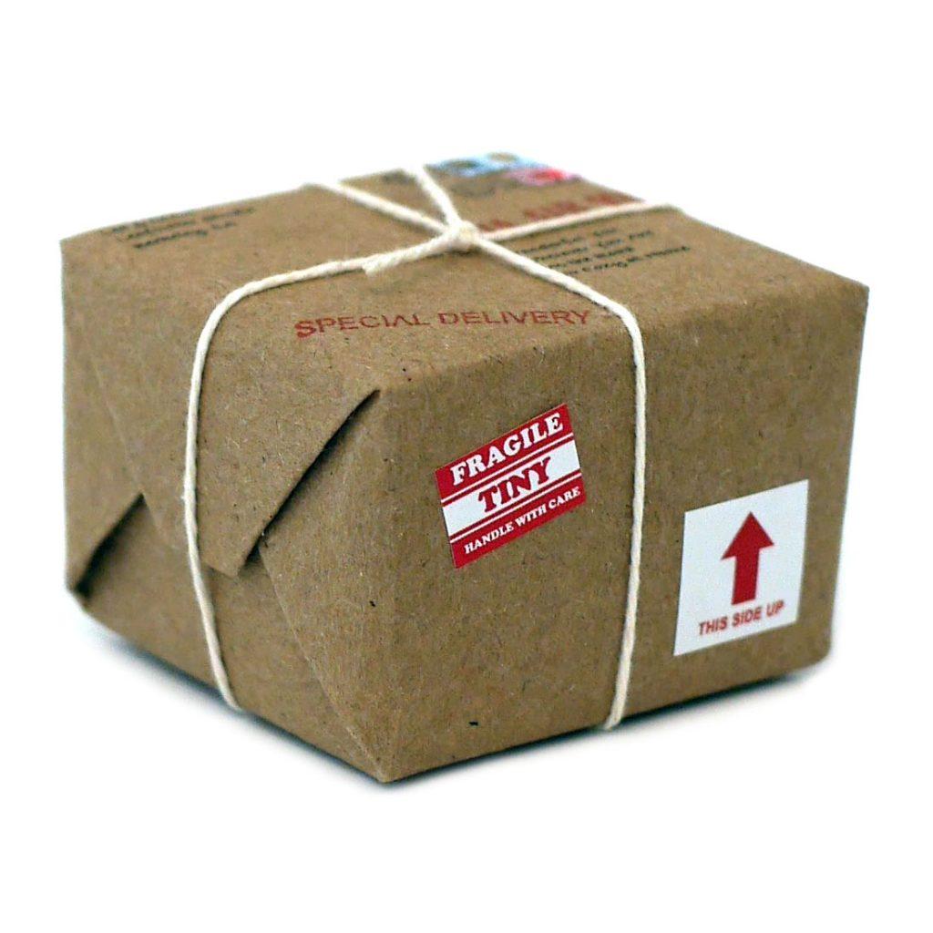 CBD shipping Hempstrax