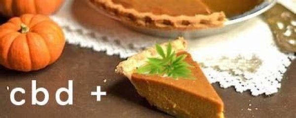 CBD Pumpkin Pie Recipe - Elevate your holiday dessert with CBD