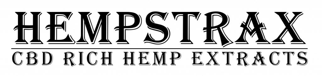 Hempstrax CBD Rich Extracts Logo