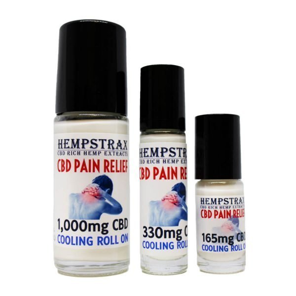 Hempstrax Cooling Roll On