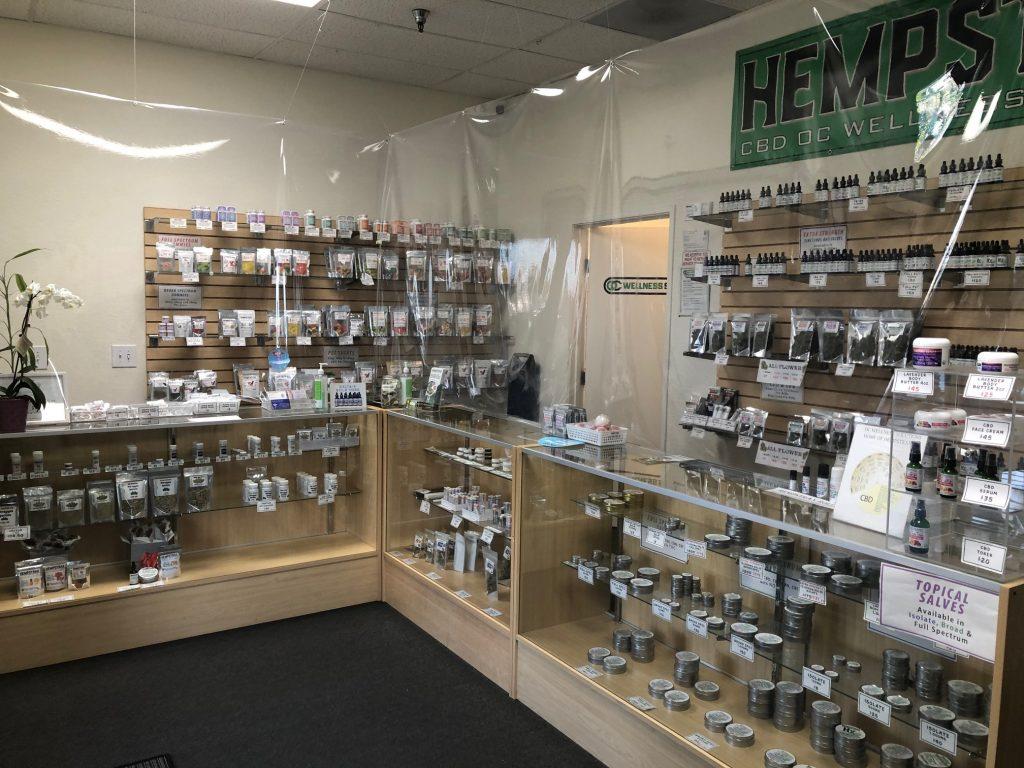 OC Wellness Solutions storefront