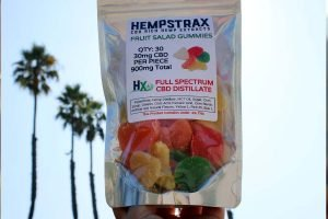 Hempstrax CBD Gummies
