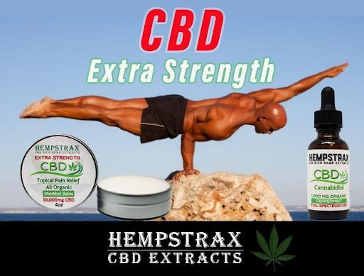 Best Extra Strength CBD Products for Fitness