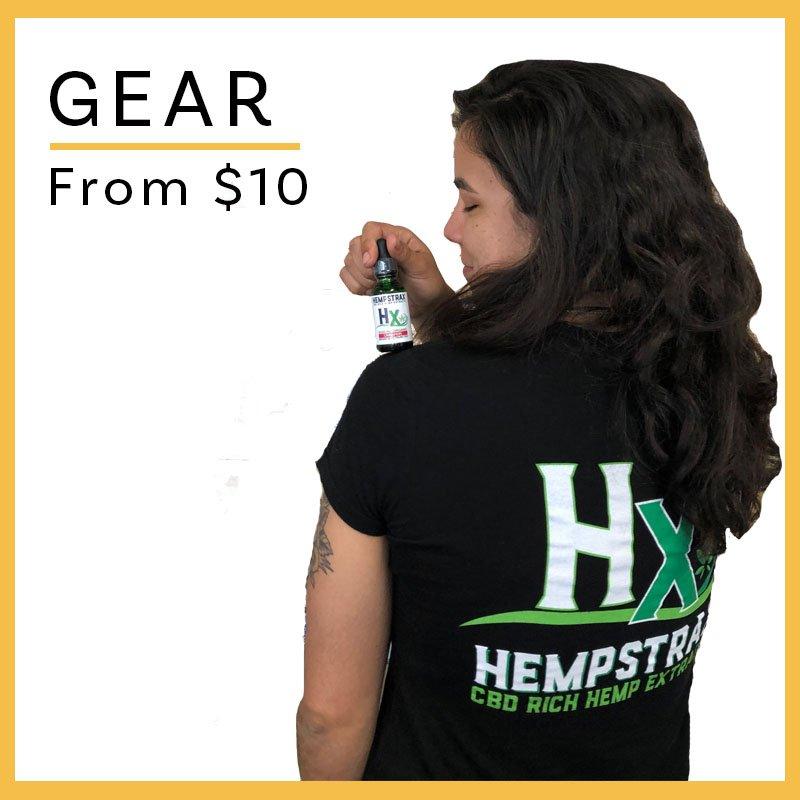 Hempstrax Merchandise