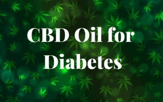 CBD and Diabetes