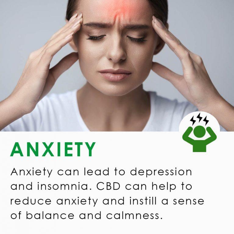 Hempstrax CBD for anxiety