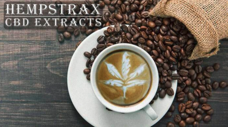 Natural CBD Coffee with Recipe